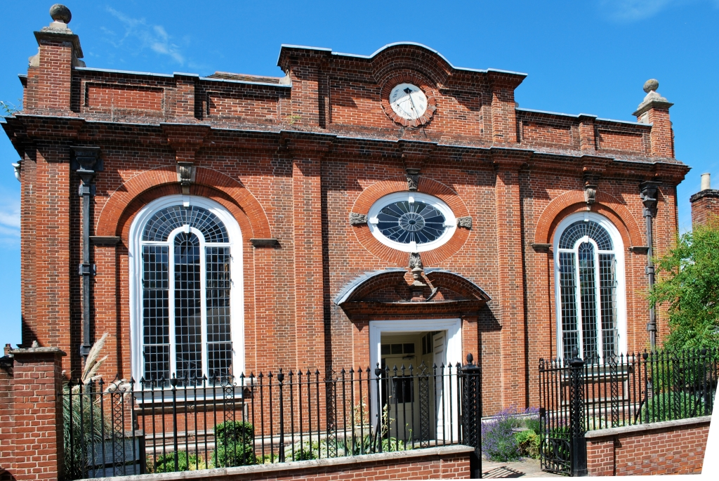Unitarian Meeting House, Churchgate Street, Bury St Edmunds