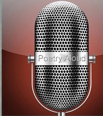 Poetry Aloud logo