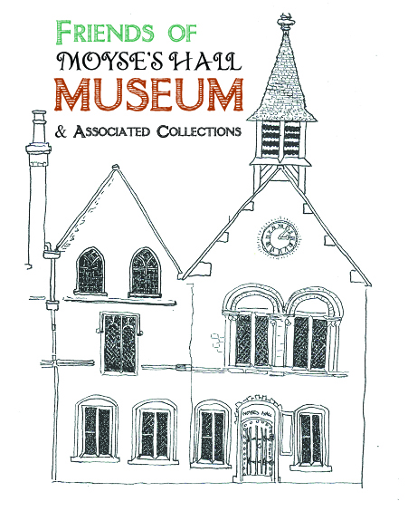 Friends of Moyse's Hall Museum